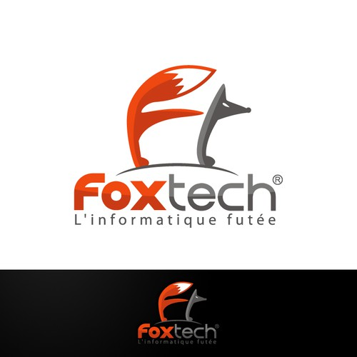 New logo wanted for FoxTech