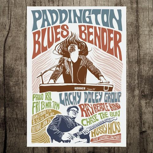 Paddington Blues Bender