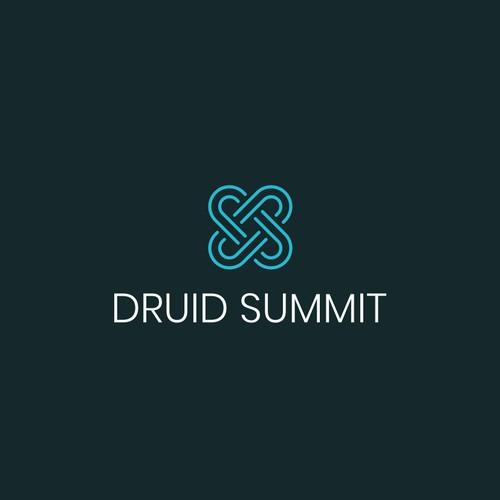 Crisp logo for Druid developers conference: Druid Summit