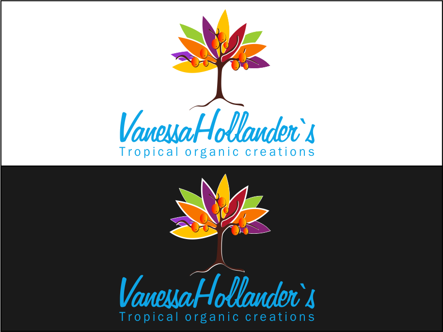 Create the next logo for Vanessa Hollander's Tropical Organic - Bites or Creations or Flavors the name can be any of the