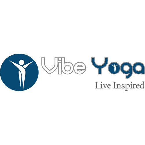 Create a modern, simple and inspiring logo for a brand yoga studios looking to grow quickly