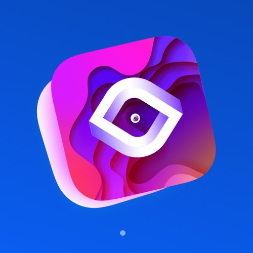 Design a Trippy, Psychedelic App Icon! ✨😀