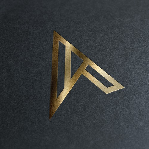 Personal logo with luxurious feel