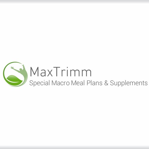 A fresh new logo for a health food based industry