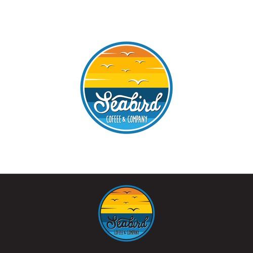 Logo concept for Seabird