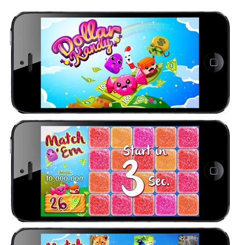 Mobile/tablet game design