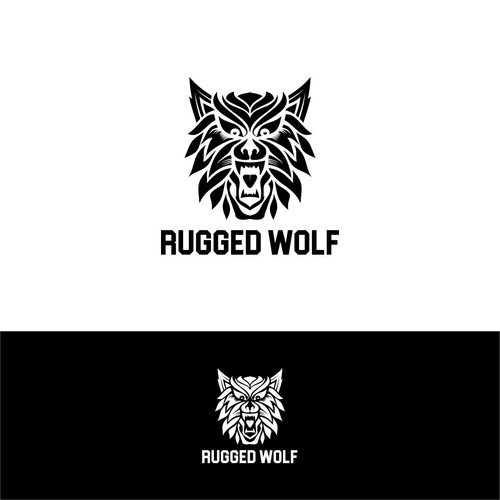 Rugged Wolf