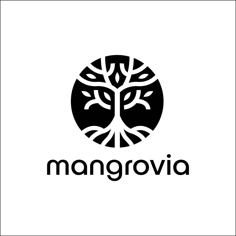 Create a meaningful logo for Mangrovia