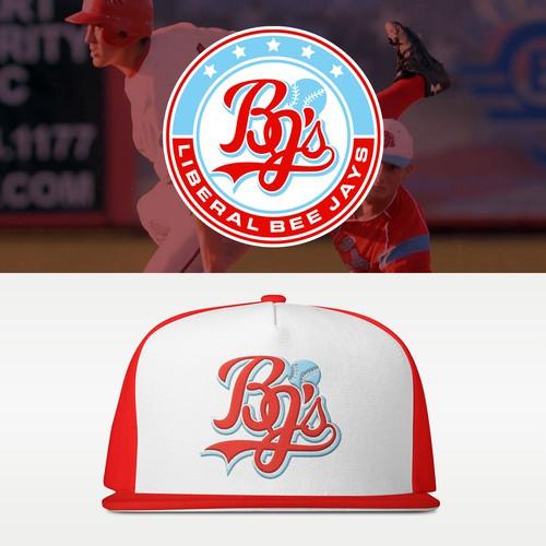 Emblemmark logo for Bj's Baseball