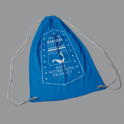 drawstring bag design