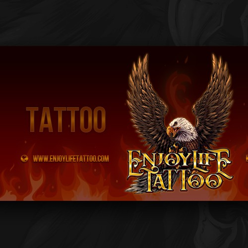 Facebook Header Tattoo Studio