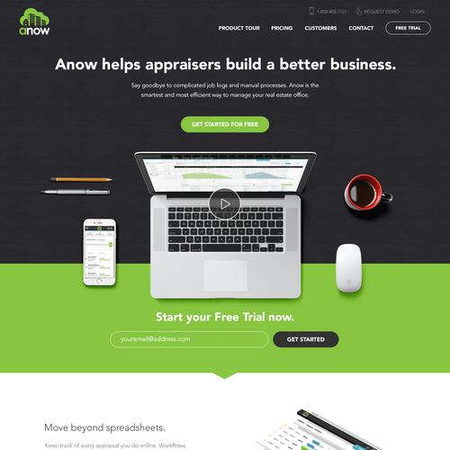 ANOW - Winning Design
