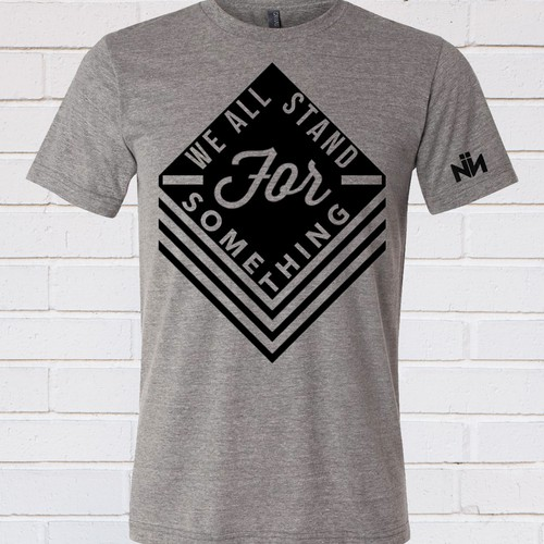Typography Graphic for Clothing Brand