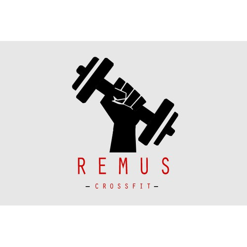 Proposal of Logo for Remus Crossfit