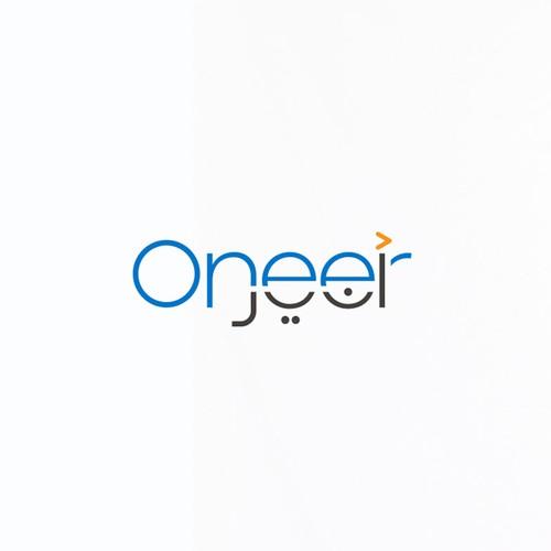 Oneer Logo Design
