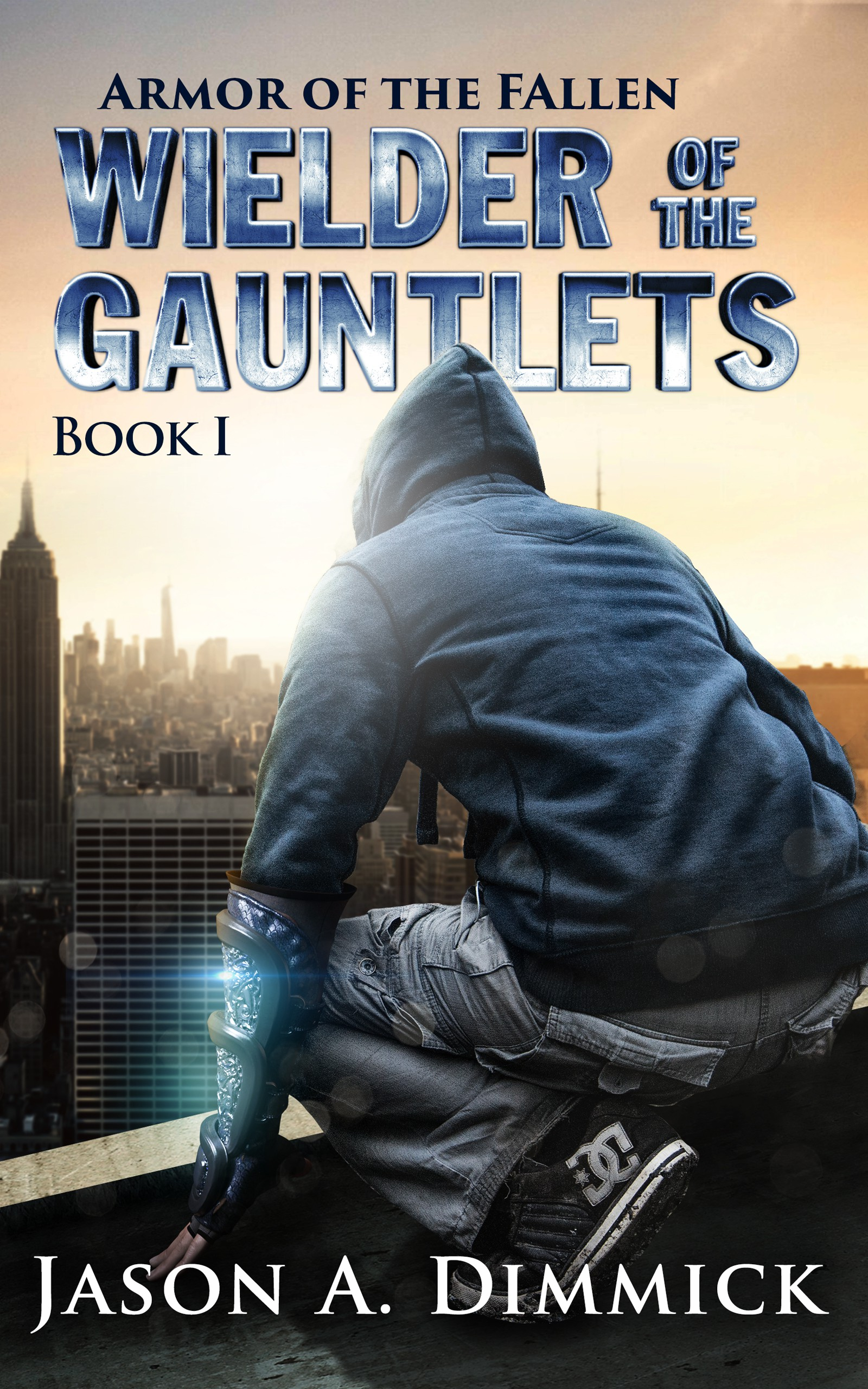 First time author needs a cover to grab attention for his christian young adult novel
