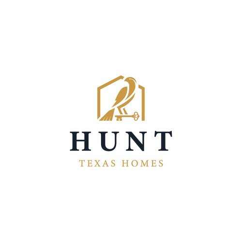 Logo Hunt Texas Homes