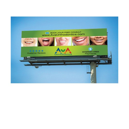 Dental billboard