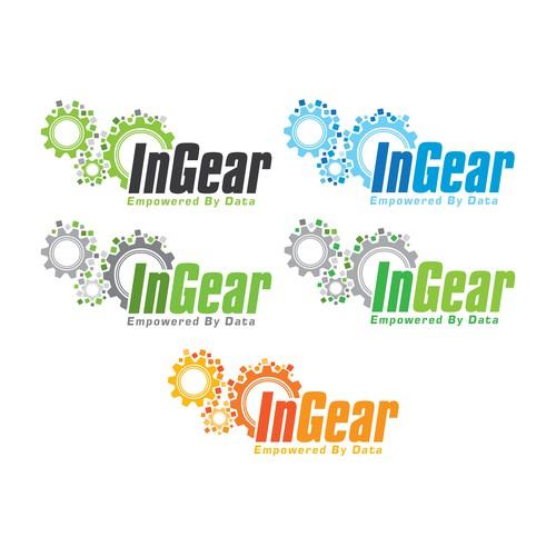 InGear Logo Design