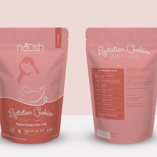 Packaging Design for Pregnancy Product