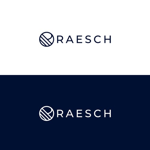 Minimanist logo for RAESCH