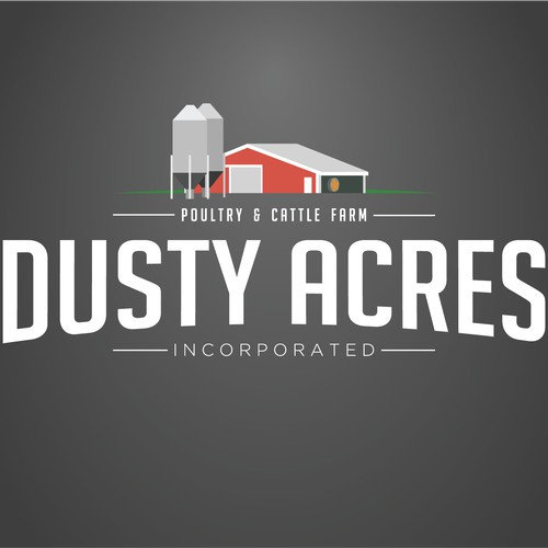 Dusty Acres Farm logo