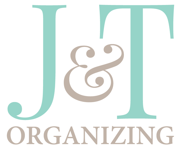J and T Organizing needs a powerful new logo.