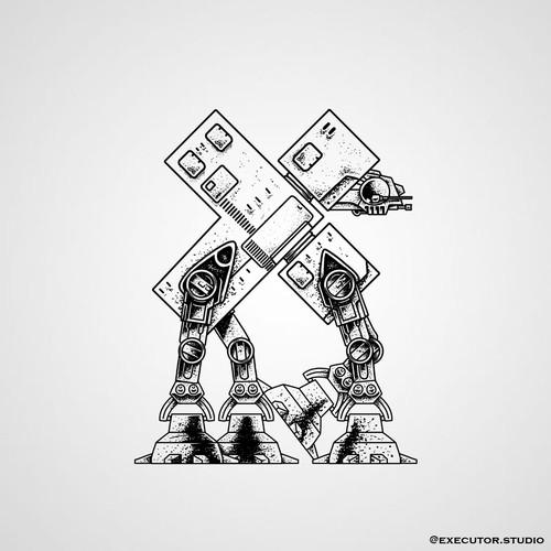 X walker