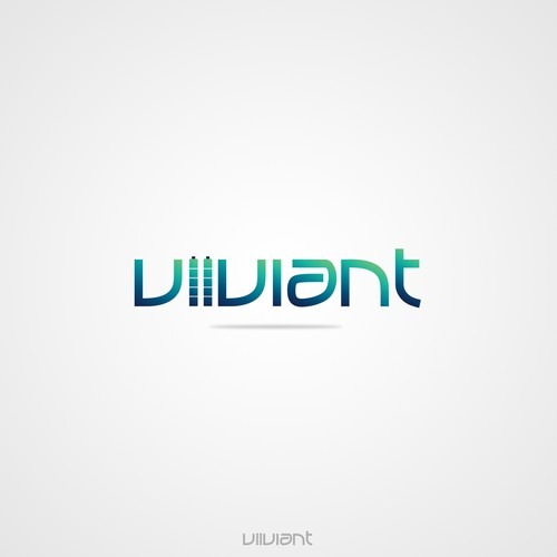 Modern and energetic logo for power banks