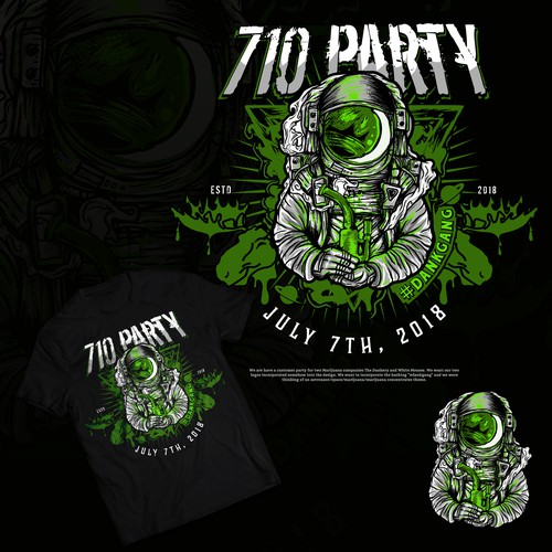 710 Party July 7th, 2018