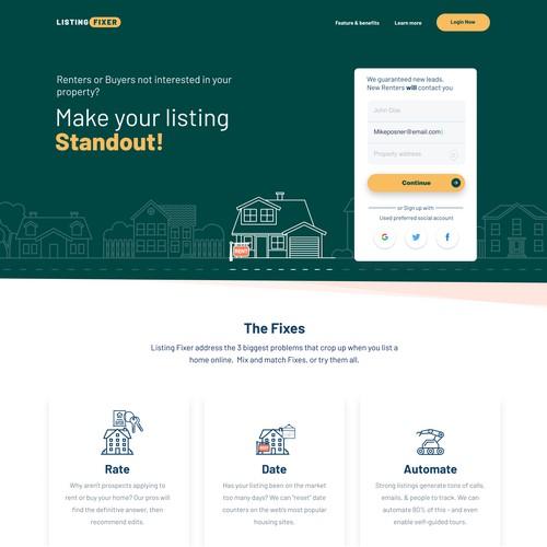 Listing FIxer 2