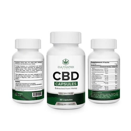 CBD Capsules