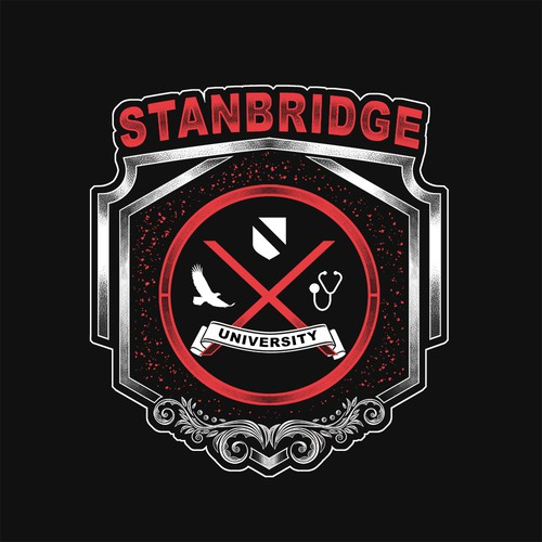 stanbride university tees