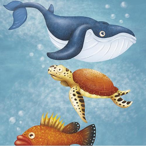 ilustração livro infantil