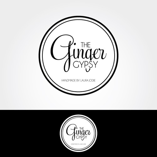 The Ginger Gypsy needs a new logo