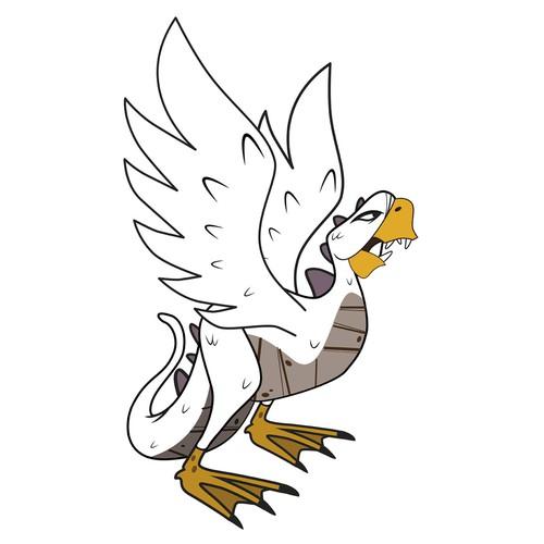 Mascot Ilustration