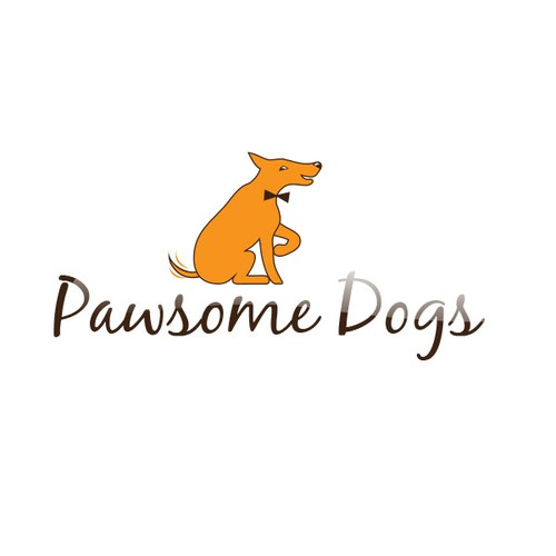 Showcase your creativity in designing an original, fresh, modern logo for a new dog behaviour professional