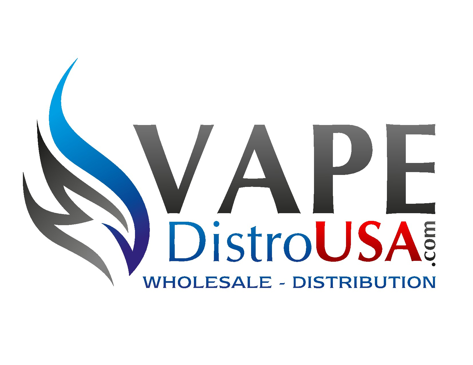 Vapor wholesale website needs a new sophiscated logo