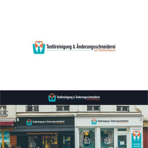 Erstellt ein Logo für eine gehobene Textilreinigung & Änderungsschneiderei