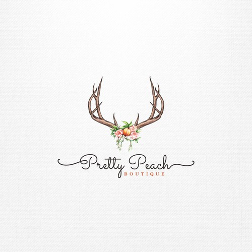 Pretty-Peach-Boutique-Logo