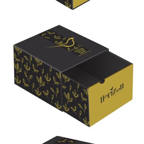 Teapot box design
