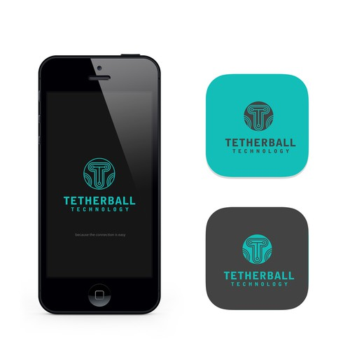 Design the look for Tetherball Technology!