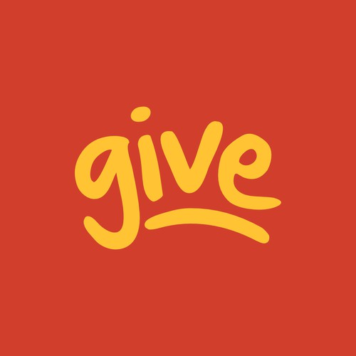 Give foods needs an excellent logo