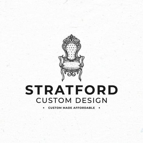 Vintage Hand-drawn Illustration Logo