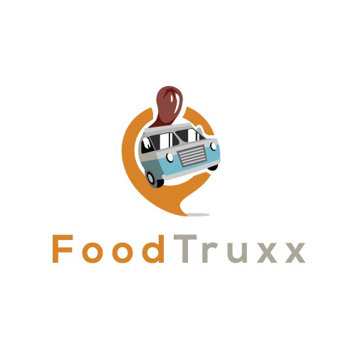 A Toony Presley Food Truck for a search App