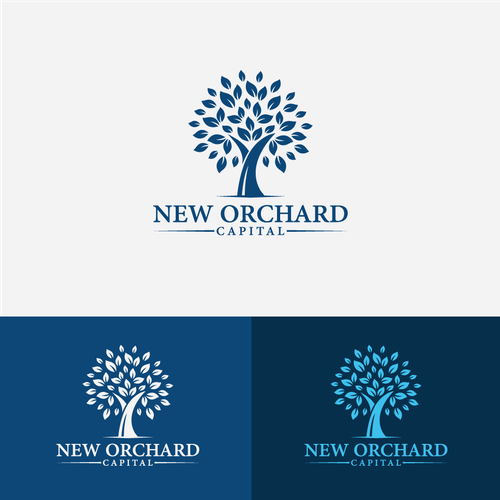 "Logo design for ""New Orchard Capital"""