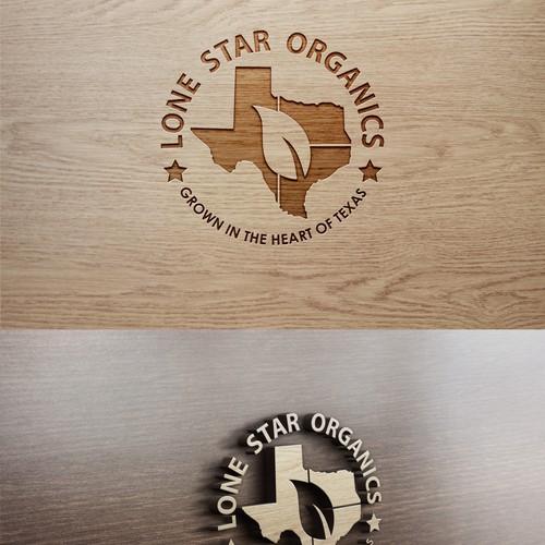 Lone Star Organics Logo
