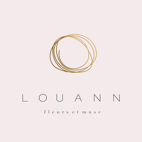 logo for upscale florist