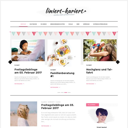 design for blog