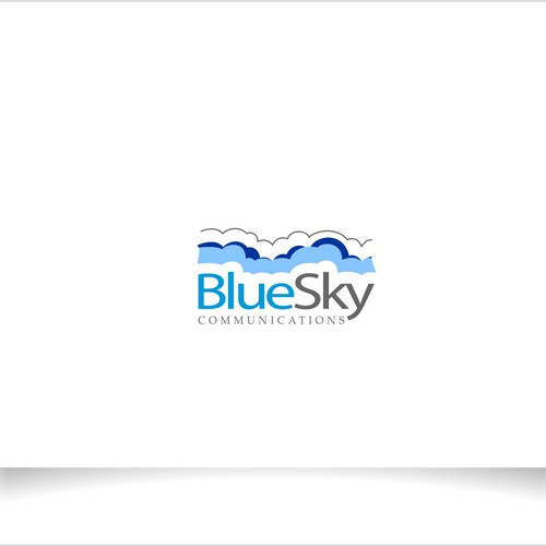 logo for Blue Sky Communications